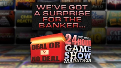 Game Show Marathon plans a surprise for the Deal or No Deal Banker