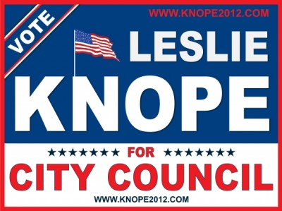 Knope For City Council