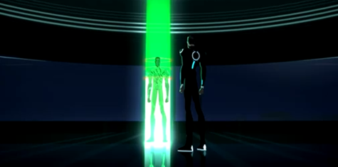Tron and Beck