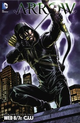 Arrow #1 cover