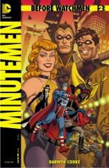 Minutemen #2 Cover