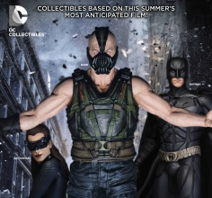 Dark Knight Rises collectible figures