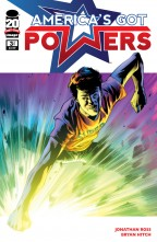 America's Got Powers #3 cover
