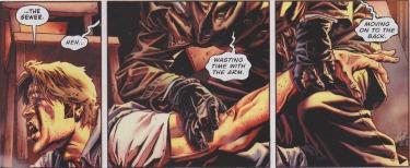Rorschach tortures