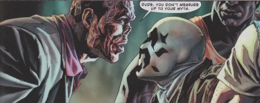 Rorschach meets nemesis