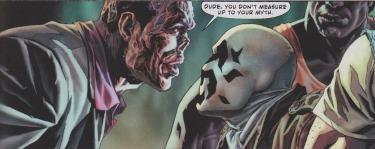Rorschach meets nemesis