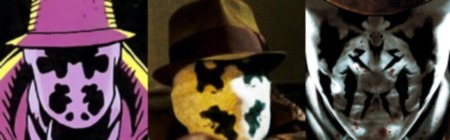 Three faces of Rorschach