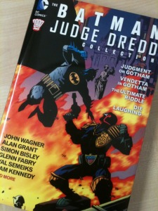 Batman &amp; Dredd