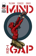 Mind the Gap #4 Cover B
