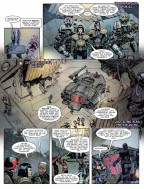 "Page from ""Judge Dredd: Asleep"""