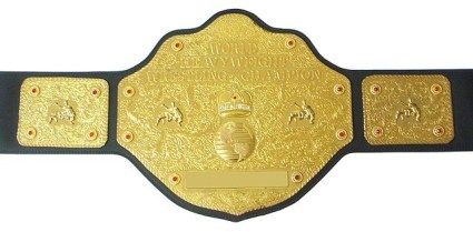 The Big Gold Belt