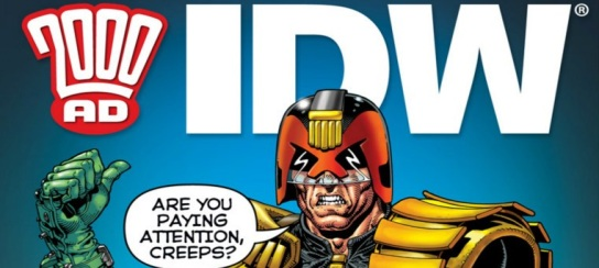 Dredd'll fit right in.