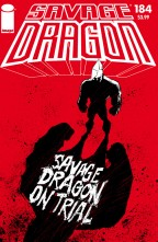Savage Dragon #184 cover