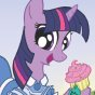 twilight-sparkle-cupcake