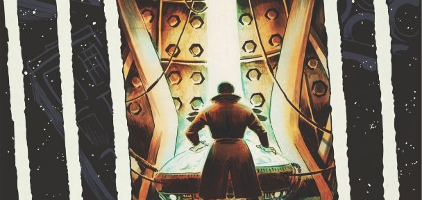 Preview Doctor Who: Prisoners of Time #12 & Classics Volume 9