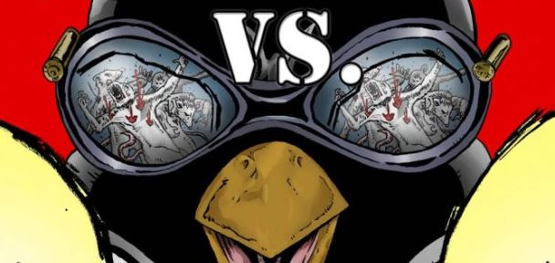 Check This Kickstarter: Penguins vs. Possums Trade Paperback Has Reached Goal