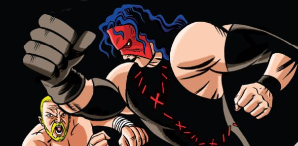 WWE Superstars #1 Review