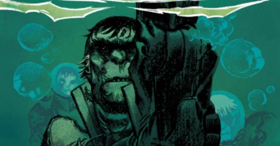 Undertow #1 Review
