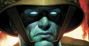 Rogue Trooper. Art by Glenn Fabry
