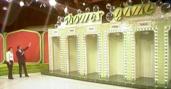 [VIDEO] Bob Barker & The Price Is Right's Shower Game