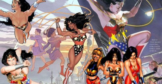 Wonder Woman Unbound Review