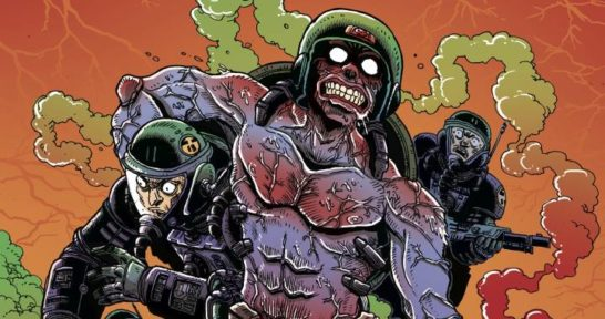Rogue Trooper #4 Anti-Review