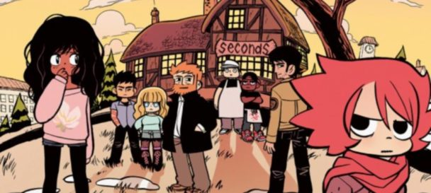 Bryan Lee O'Malley's Seconds: Tasty, But Not Totally Filling