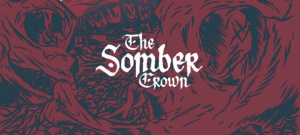 Lee Milewski on Somber Crown #2