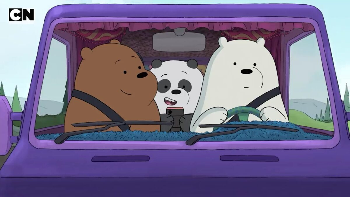 [REVIEW] Why is We Bare Bears: The Movie?