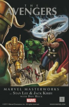Marvel Masterworks: The Avengers Volume 1