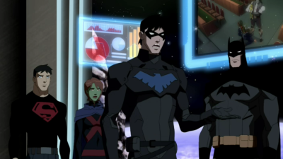 Screenshot from Young Justice
