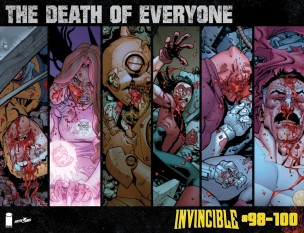 Invincible #100 teaser