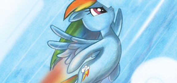 mlp-micro-series-rainbow-dash-cover-topper