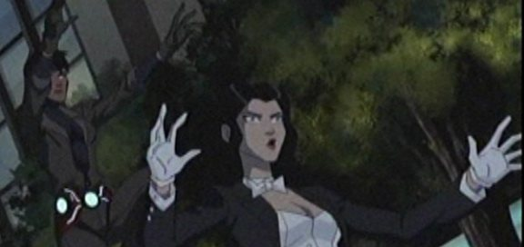Rocket and Zatanna from Young Justice: Invasion: Intervention