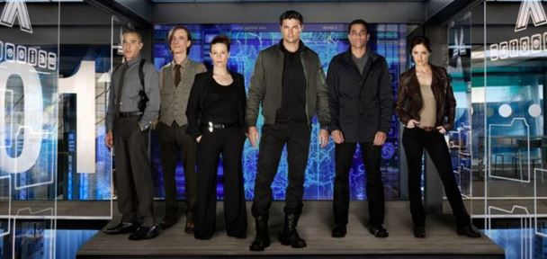 110 Characters or Less: Fox Moves Almost Human Premiere to 17 November