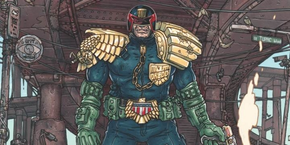 "Judge Dredd's First Encounter In The ""City of Courts"" [REVIEW]"