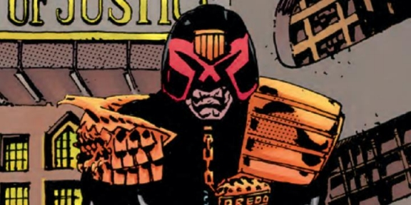 Judge Dredd Megazine #344 Review