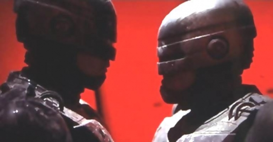 Remember When Robocop Fought Robocop?