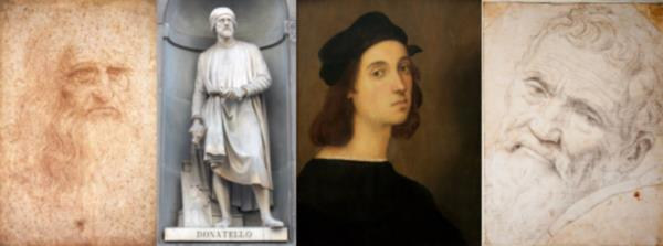 leonard-donatello-raphael-michelangelo-artists-web