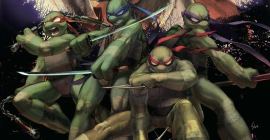 Teenage Mutant Ninja Turtles Comics Previews: Ongoing #32 & Color Classics (Vol. 2) #5