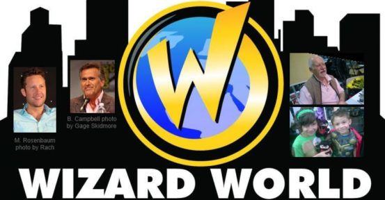 Meeting Bruce Campbell, Michael Rosenbaum, & Chris Claremont: Big Report From Wizard World Sacramento!
