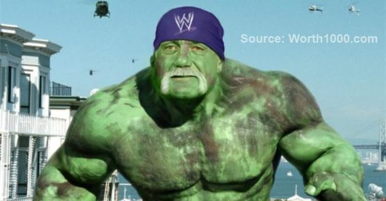 When Hulk Hogan and Marvel Collided