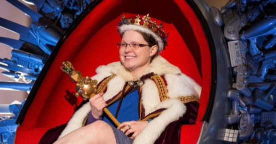 Some Questions For… Kayla LaFrance, Season Two's King of the Nerds