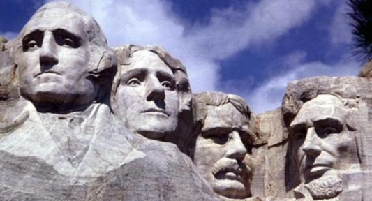 Pop Culture's Rockingest Mount Rushmore