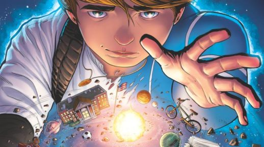 Star Mage #1 Review