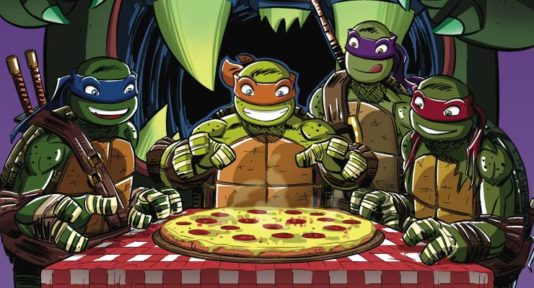 Teenage Mutant Ninja Turtles Comics Previews: Ongoing #33, New Animated Adventures #10, Classic Animated Adventures Volume 7