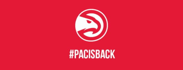 "Atlanta Hawks Bring Back the ""Pac"""