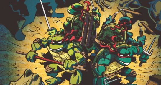 May 2014 TMNT Comics Previews