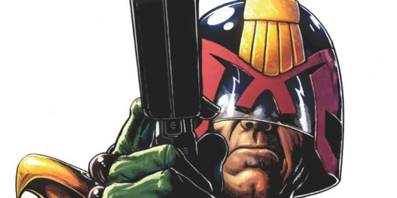 Judge Dredd Concludes His Run in the City of Courts