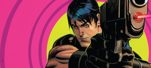 Grayson #1: Examining the First Few Pages [REVIEW]